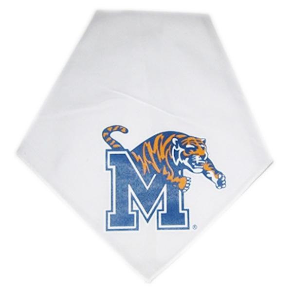 Memphis Tigers Dog Bandana