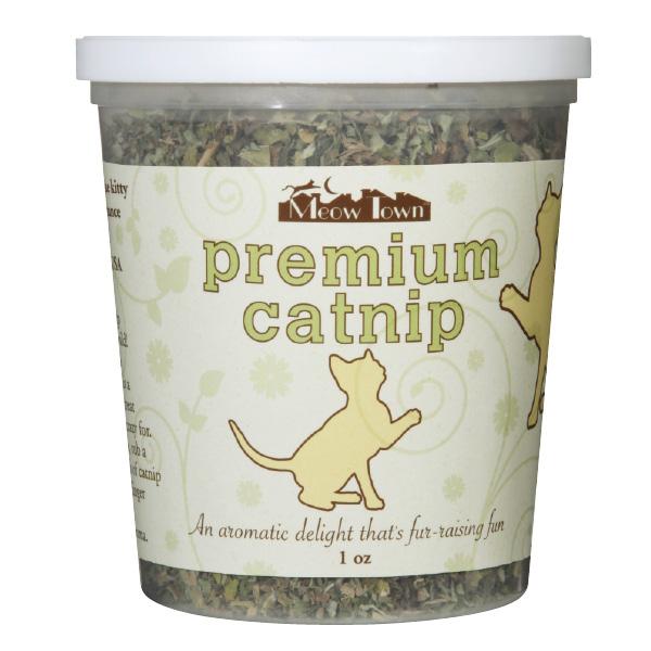 Meow Town Premium Catnip