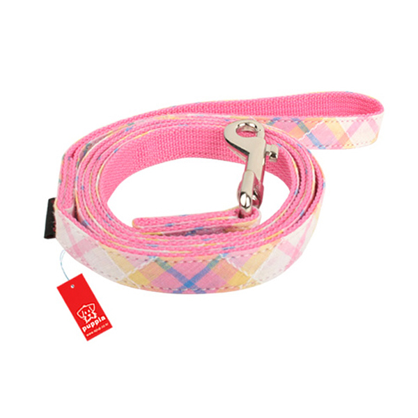 Mezzo Dog Leash by Puppia - Pink