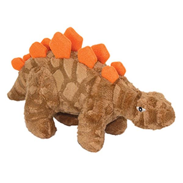 Mighty Dinosaur Dog Toy - Stegosaurus