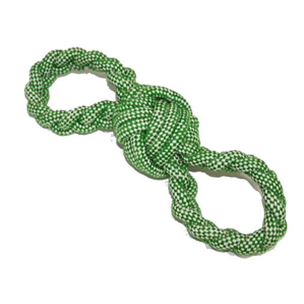 Minty Double Tugger Dog Toy