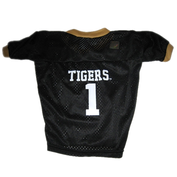Missouri Tigers Dog Jersey