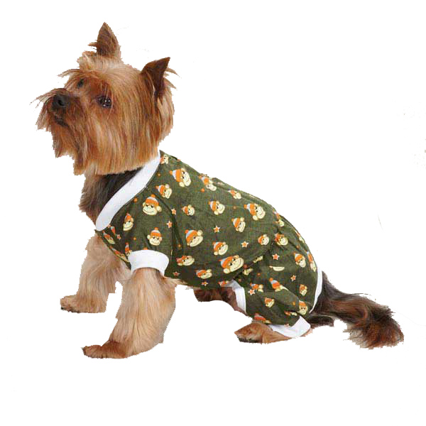 Monkey Business Dog Pajamas  - Ty