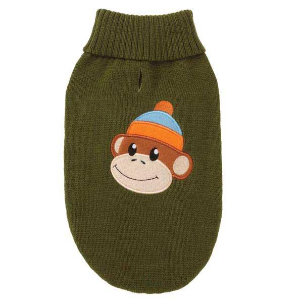 Monkey Business Dog Sweater - Ty