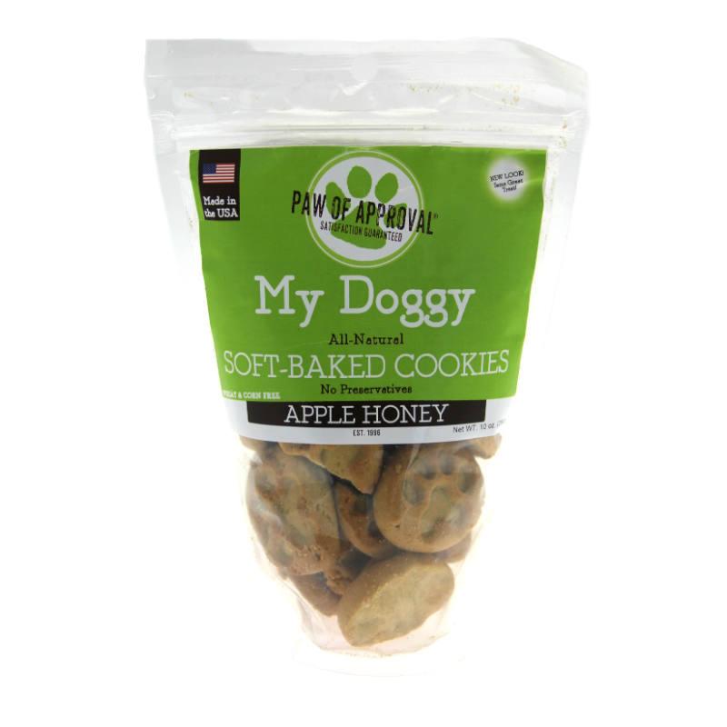 My Doggy Bites Dog Treats - Apple Honey