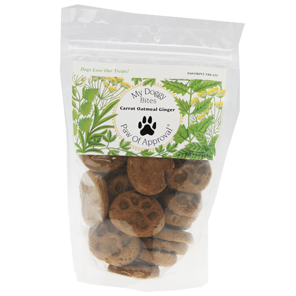 My Doggy Bites Dog Treats - Carrot Ginger