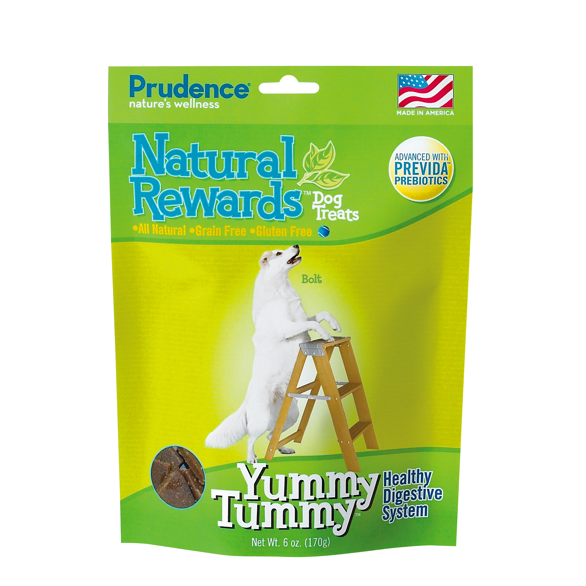Natural Rewards Yummy Tummy Dog Treat