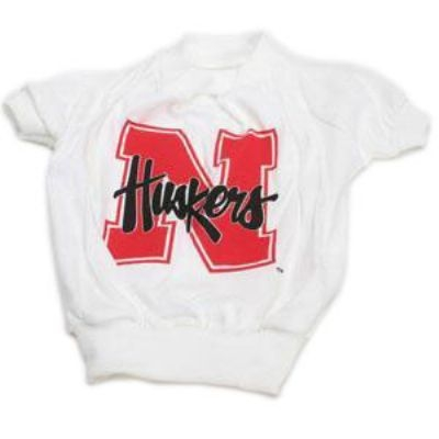 Nebraska Cornhuskers Dog T-Shirt