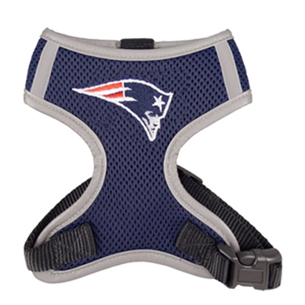 New England Patriots Dog Harness | BaxterBoo