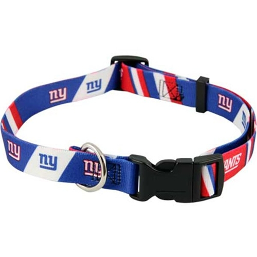 New York Giants Dog Collar