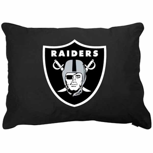 Oakland Raiders Dog Bed