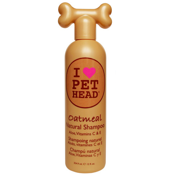Oatmeal Natural Dog Shampoo by Pet Head