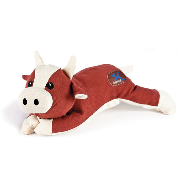 Oh Naturelle Bull Plush Toy