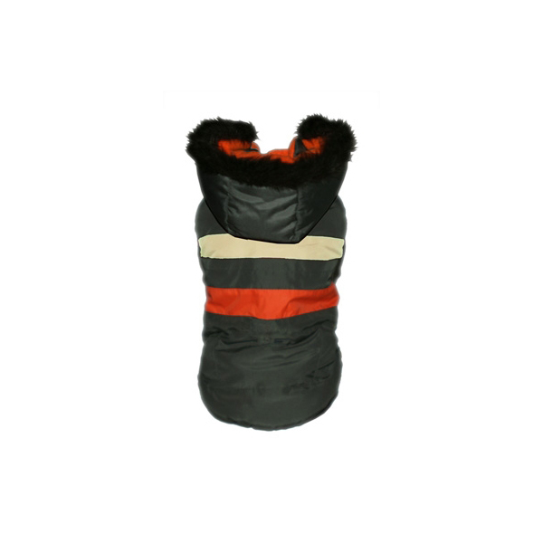 Olive Urban Ski Vest by Hip Doggie