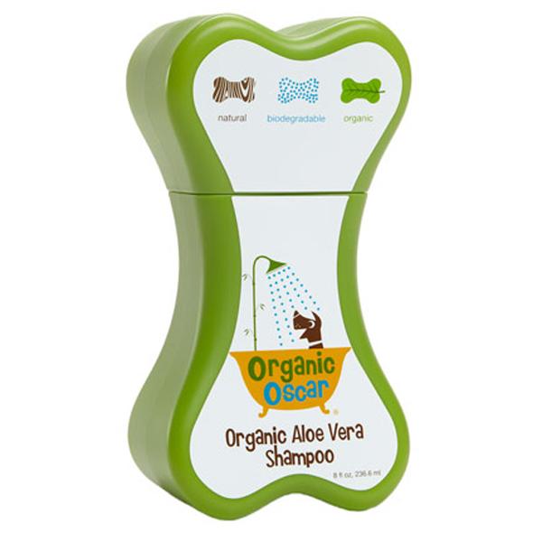 Organic Oscar Aloe Vera Dog Shampoo