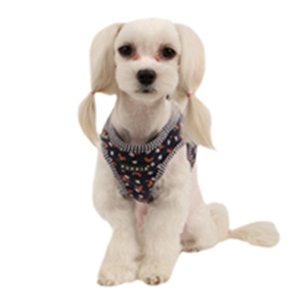 Owlet Dog Harness by Puppia - Navy