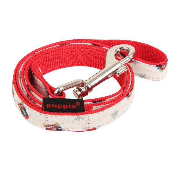 Owlet Dog Leash by Puppia - Ivory