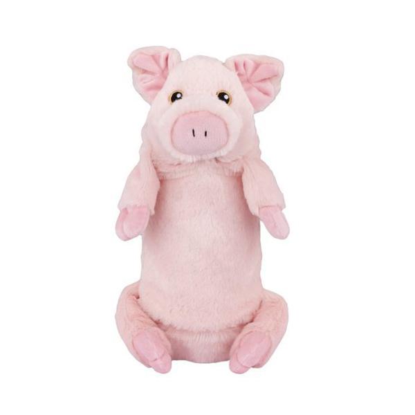 Pawdoodles Mega Krinklers Dog Toy - Pig