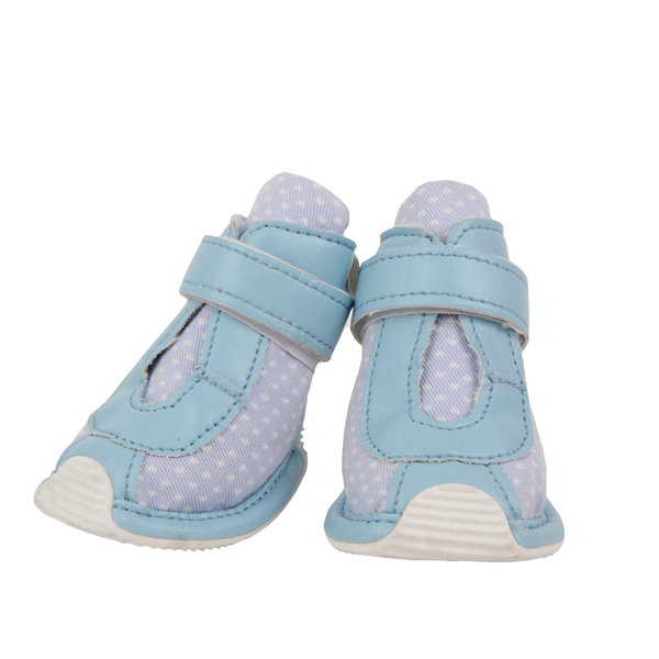 P.B. Dog Shoes by Puppia - Baby Blue
