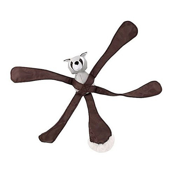 Pentapulls Dog Toy - Raccoon