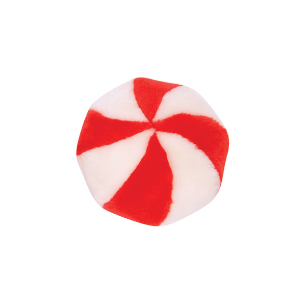 Peppermint Plush Toy with Chew Guard