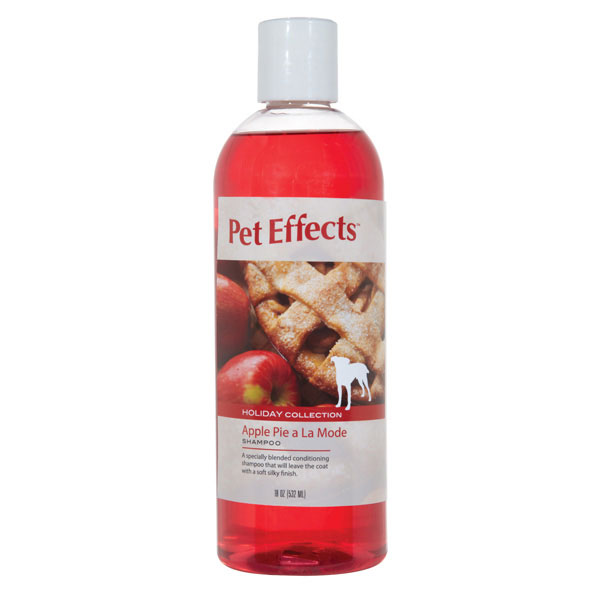 Pet Effects Apple Pie a La Mode Dog Shampoo