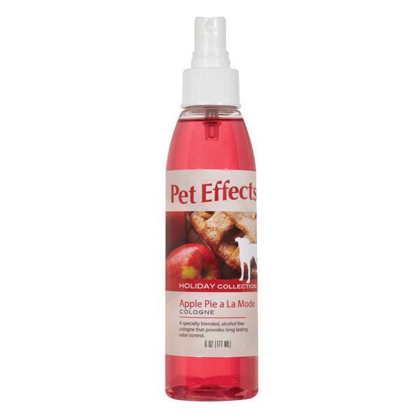 Pet Effects Holiday Colognes for Pets - Apple Pie a La Mode