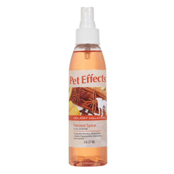 Pet Effects Holiday Colognes for Pets - Harvest Spice
