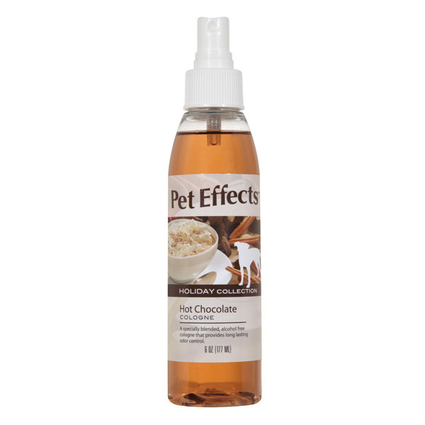 Pet Effects Holiday Colognes for Pets - Hot Chocolate