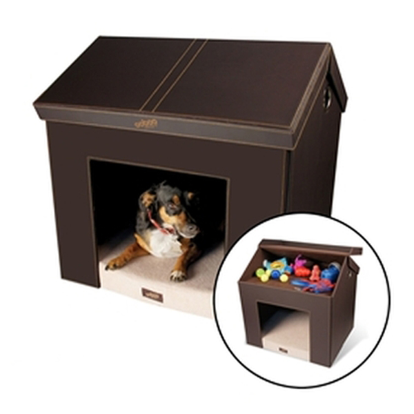 Pet Haven Dog Den by Ooboo Designs