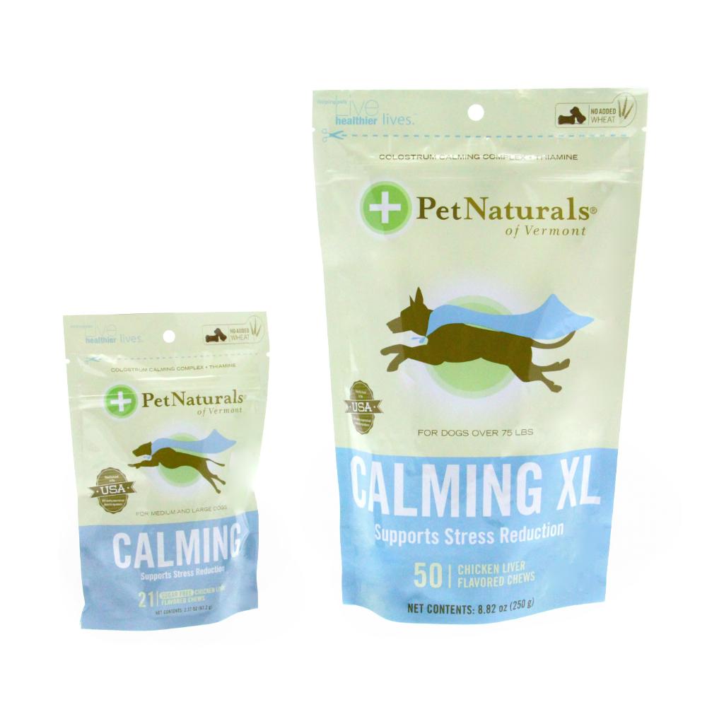 Pet Naturals Calming Treats For Dogs