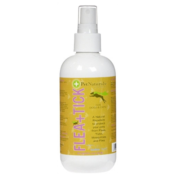 Pet Naturals Flea and Tick Repellent Spray
