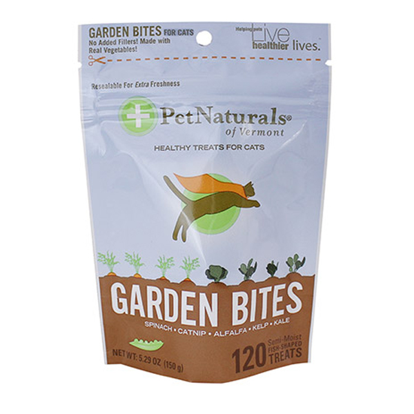 Pet Naturals Garden Bites Cat Treats