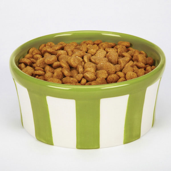 Pet Studio Somerset Dog Dishes - Pear Green