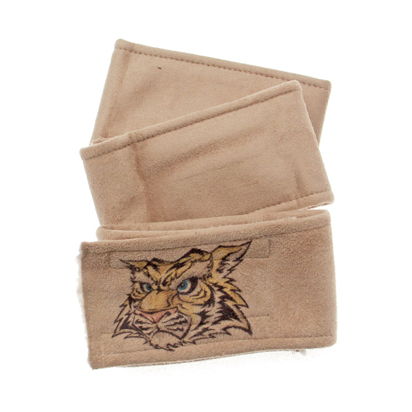 Peter Pads Dog Belly Band 3pk - Tiger