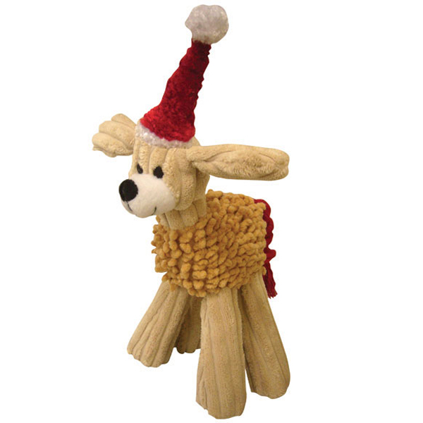 PetLou Christmas Dog Long Legged Dog Toy