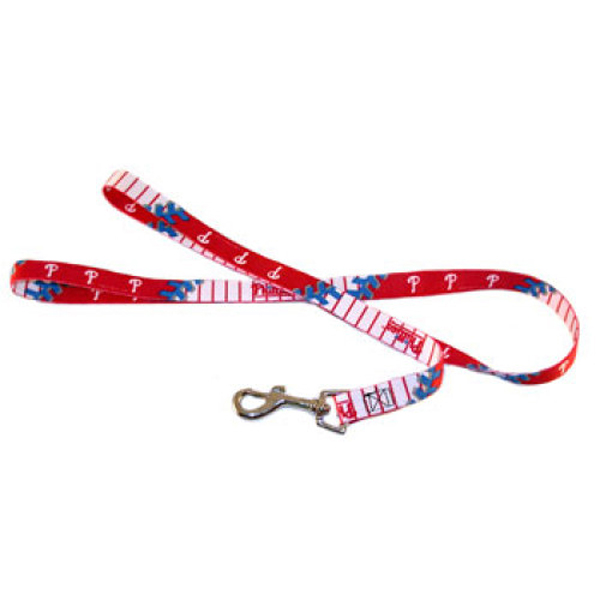 Philadelphia Phillies Baseball Printed Dog Leash