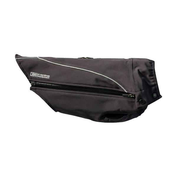 Pioneer Soft Shell Dog Coat - Black