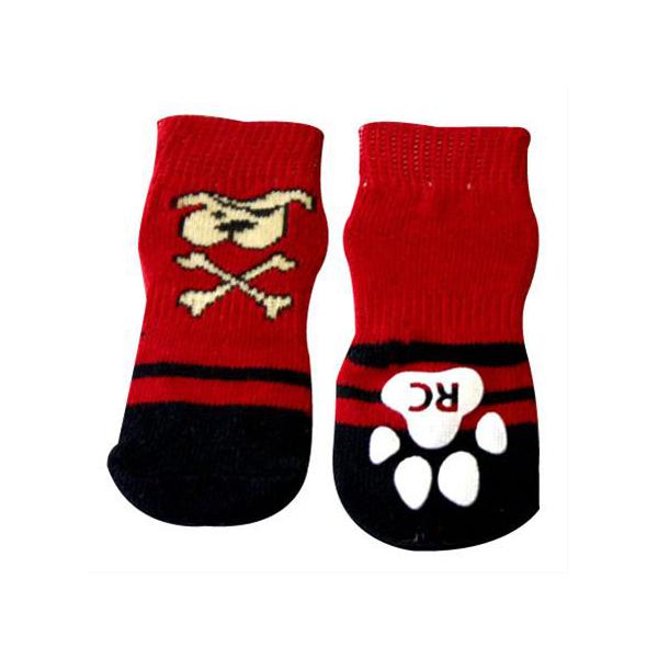 Pirate Pooch PAWks Dog Socks