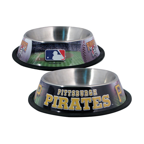 Pittsburgh Pirates Dog Bowl