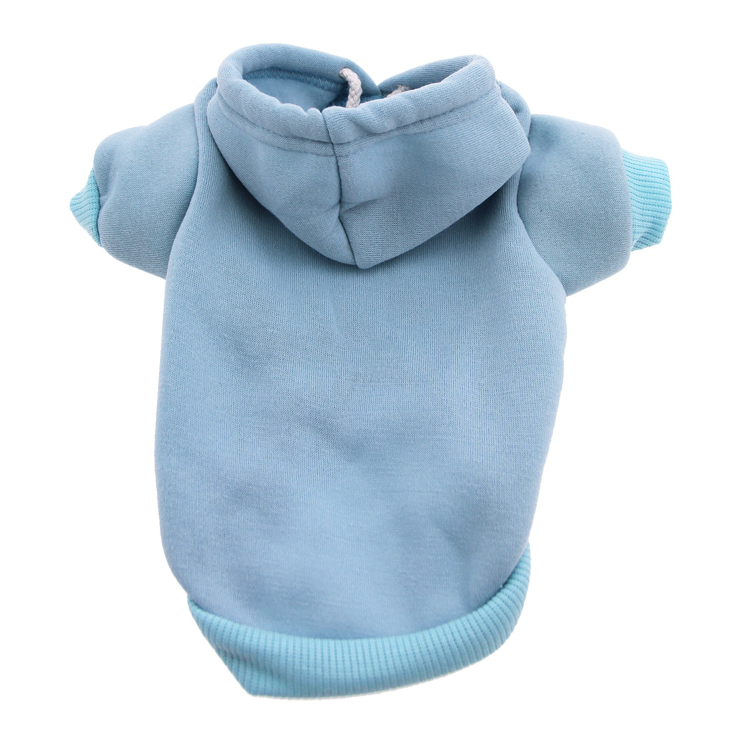 Baby blue hoodies