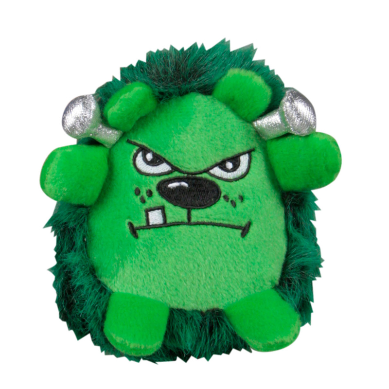 Plush Puppies Halloween Frankenstein Dog Toy