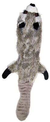 Plush Skinneeez Raccoon