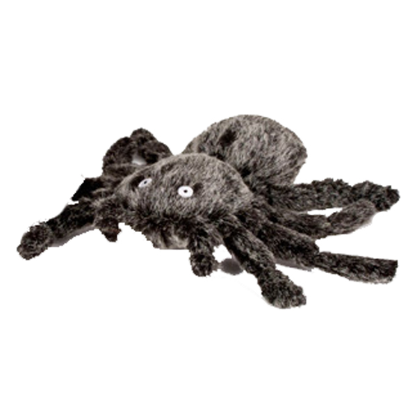 Pogo Plush Dog Toy - Spider
