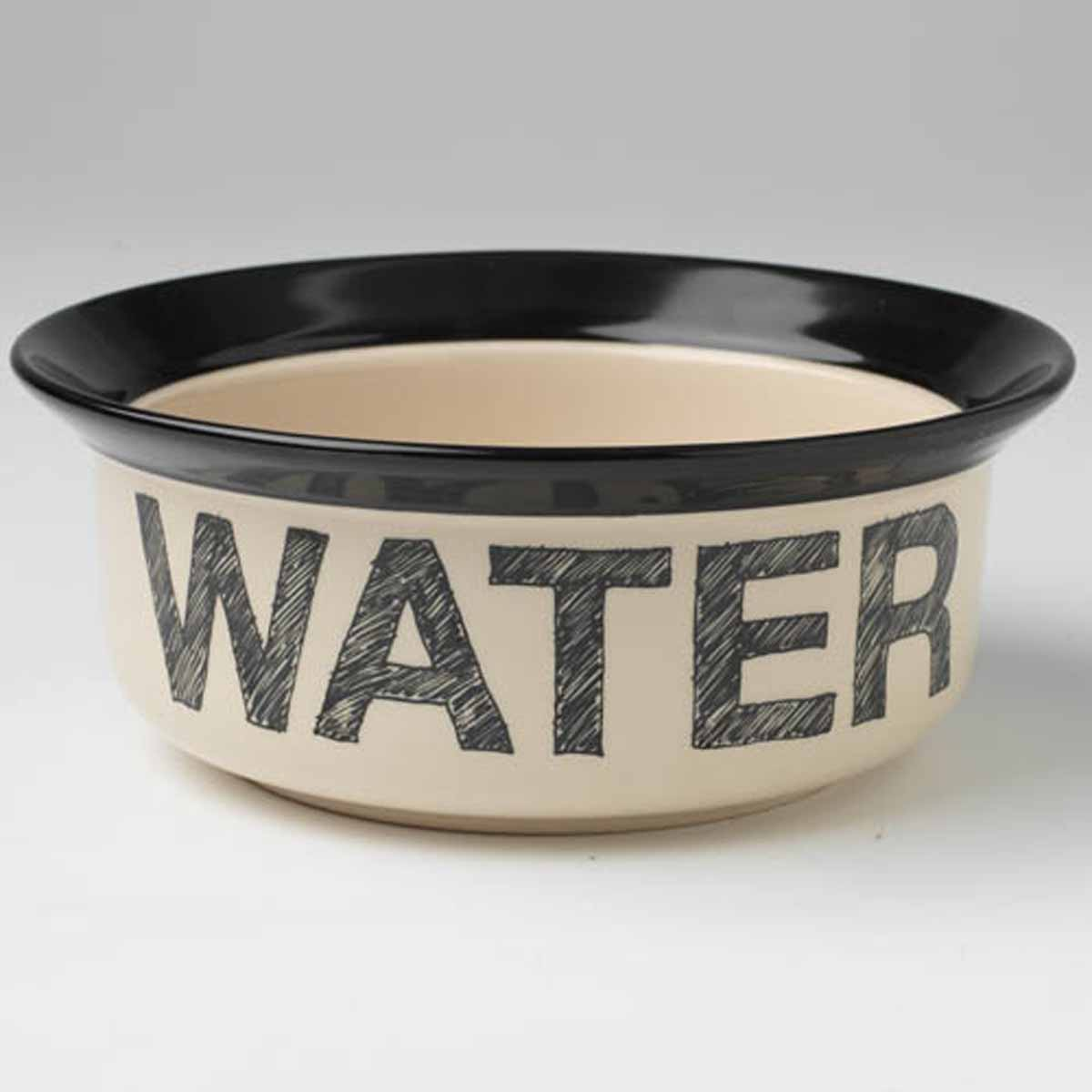 Pooch Basics Dog Bowl Water Baxterboo