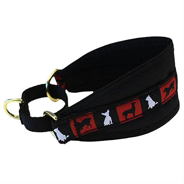 Pop-o-Ganda Hound Dog Collar