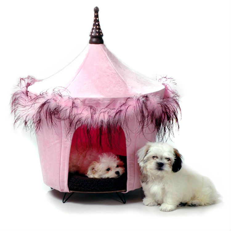 Extra Large Dog Tent Bed