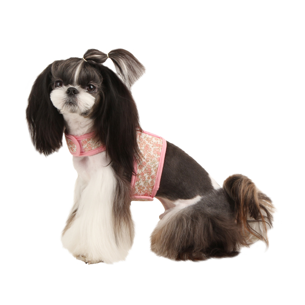 Primavera Pinka Dog Harness by Pinkaholic - Pink