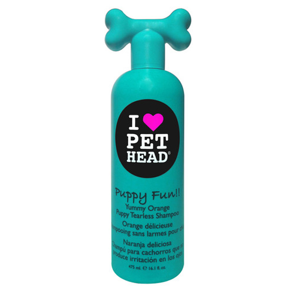 Puppy Fun!! Tearless Pet Shampoo by Pet Head