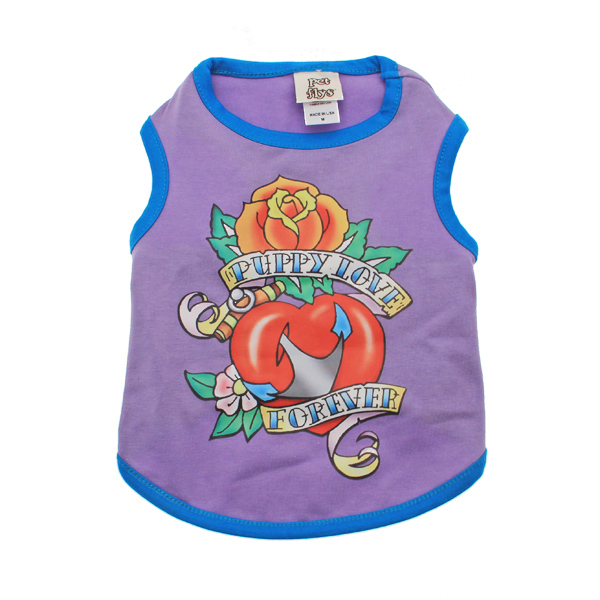 Puppy Love Forever Dog Tank Top